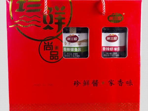 酱尚品礼盒(红)