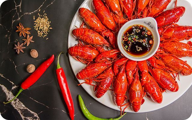 小龙虾厂家-三珍食品集团