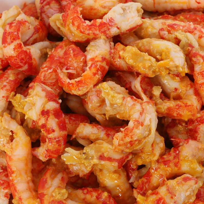 龙虾仁-三珍食品官网
