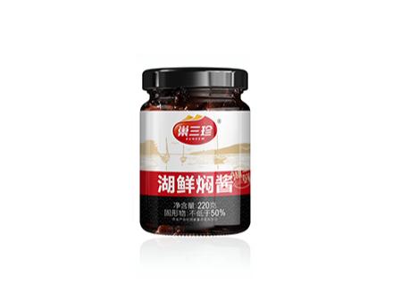 巢三珍尚品湖鲜焖酱